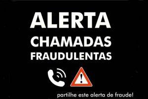 Atenção há um telefonema fraudulento em nome da PSP