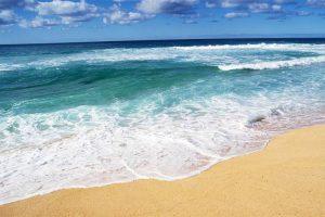 O mar Uma droga gratuita que cura pelo menos 16 doenças