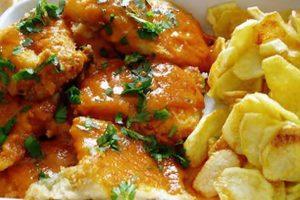 Bacalhau Frito à Casa